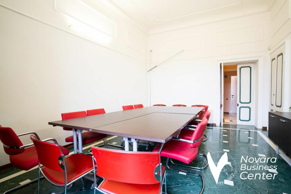 Meeting rooms in Novara
