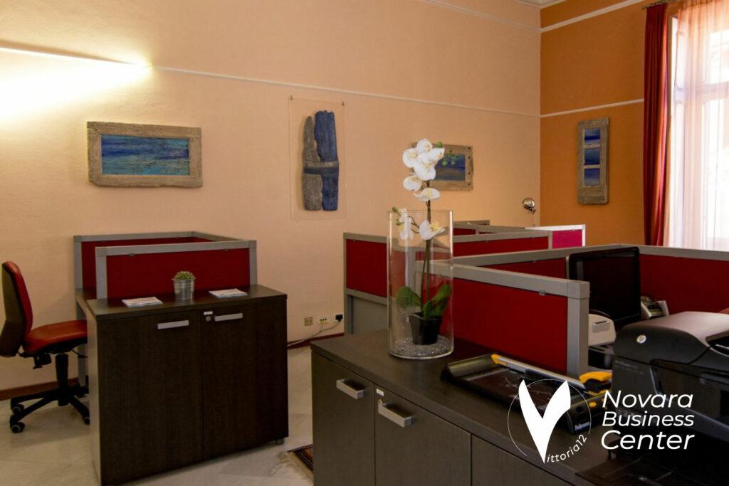 Shared office Novara